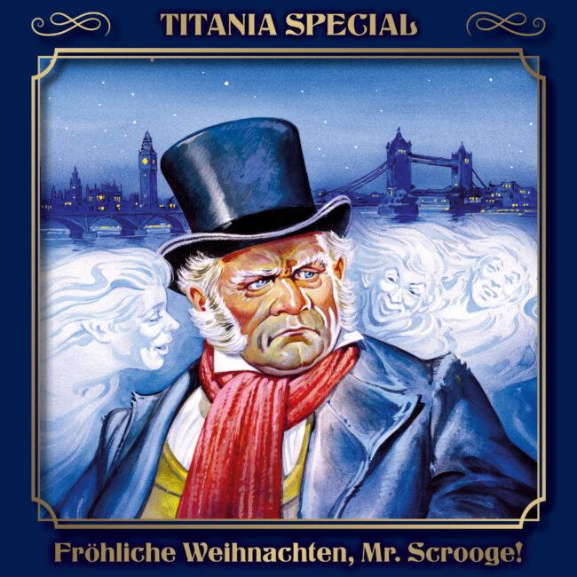 Folge 001: Charles Dickens – Fröhliche Weihnachten, Mr. Scrooge!