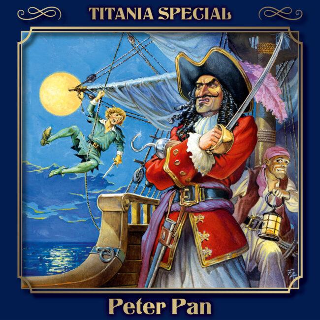 Folge 003: James M. Barrie – Peter Pan