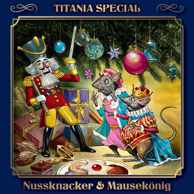 Folge 006: E. T. A. Hoffmann – Nussknacker & Mausekönig