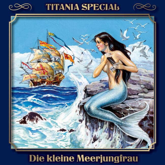 Folge 011: Hans Christian Andersen – Die kleine Meerjungfrau