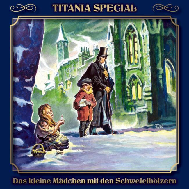 Folge 012: Hans Christian Andersen – Das kleine Mädchen mit den Schwefelhölzern