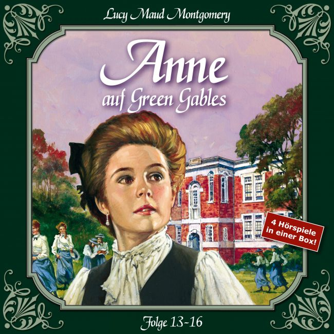 Anne auf Green Gables – Box 4