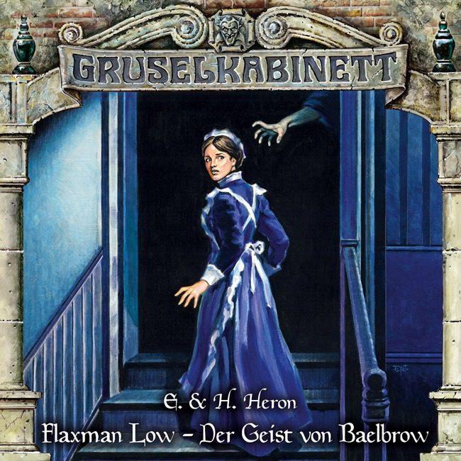 Folge 155: E. & H. Heron – Flaxman Low – Der Geist von Baelbrow