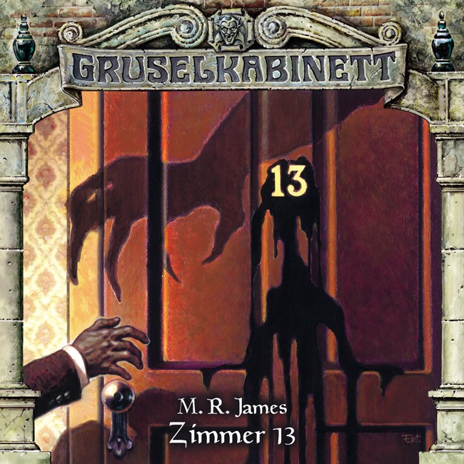 Folge 092: M.R. James – Zimmer 13