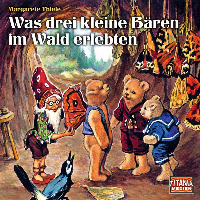 Folge 016: Margarete Thiele – Was drei kleine Bären im Wald erlebten