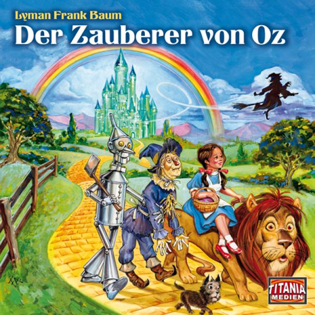 Folge 009: Lyman Frank Baum – Der Zauberer von Oz