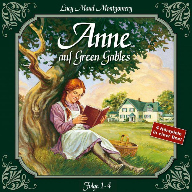 Anne auf Green Gables – Box 1