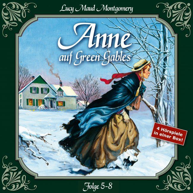 Anne auf Green Gables – Box 2