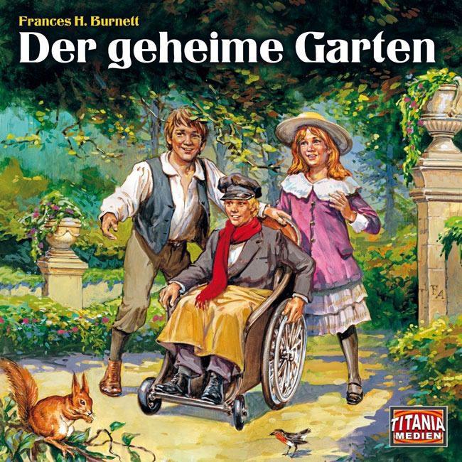 Folge 013: Frances H. Burnett – Der geheime Garten