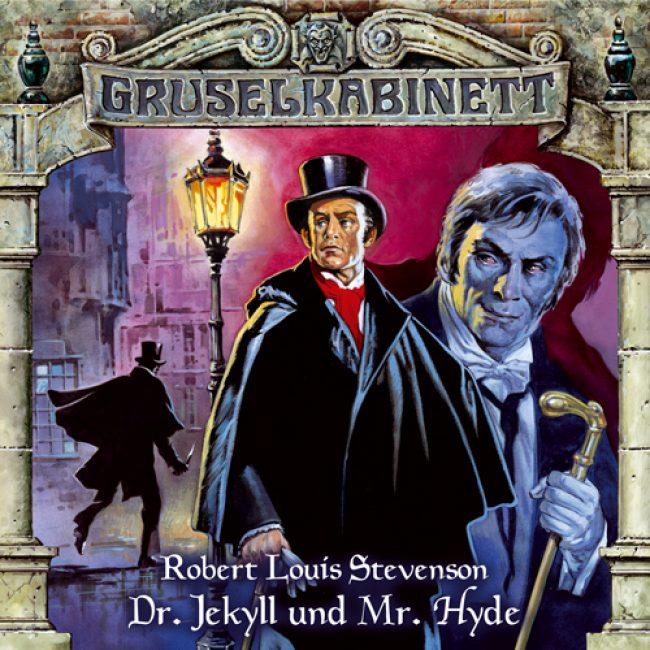 Folge 010: Robert Louis Stevenson – Dr. Jekyll und Mr. Hyde