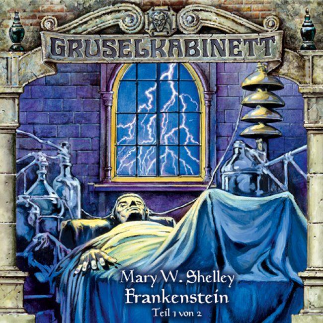 Folge 012: Mary W. Shelley – Frankenstein (Teil 1 von 2)