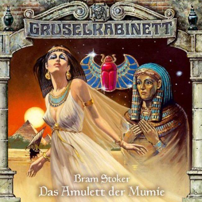 Folge 002: Bram Stoker – Das Amulett der Mumie