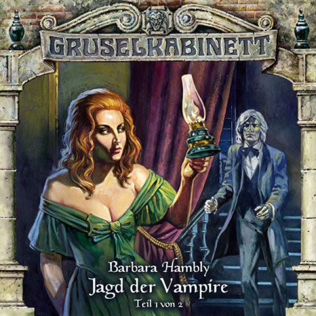 Folge 032: Barbara Hambly – Jagd der Vampire (Teil 1 von 2)