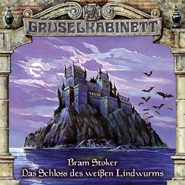 Folge 035: Bram Stoker – Das Schloss des weißen Lindwurms