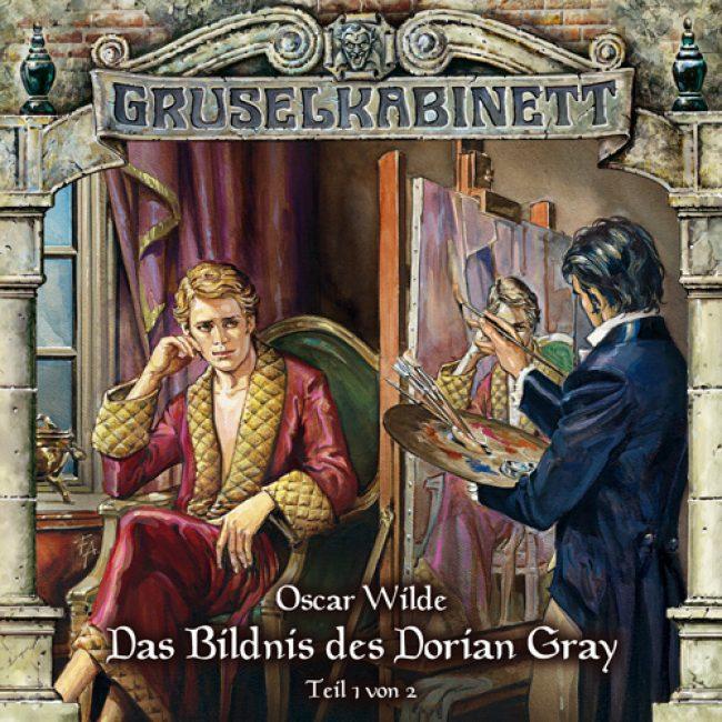 Folge 036: Oscar Wilde – Das Bildnis des Dorian Gray (Teil 1 von 2)