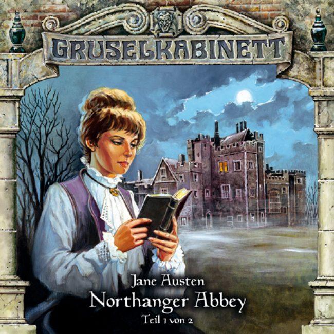 Folge 040: Jane Austen – Northanger Abbey (Teil 1 von 2)