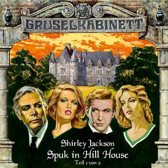 Folge 008: Shirley Jackson – Spuk in Hill House (Teil 1 von 2)