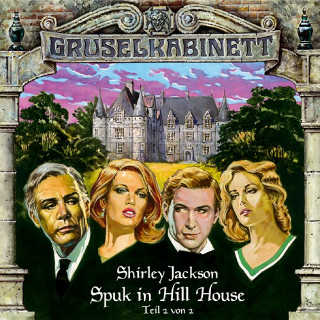 Folge 009: Shirley Jackson – Spuk in Hill House (Teil 2 von 2)